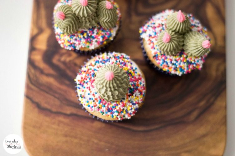cactus-with-flower-cupcakes-750x499