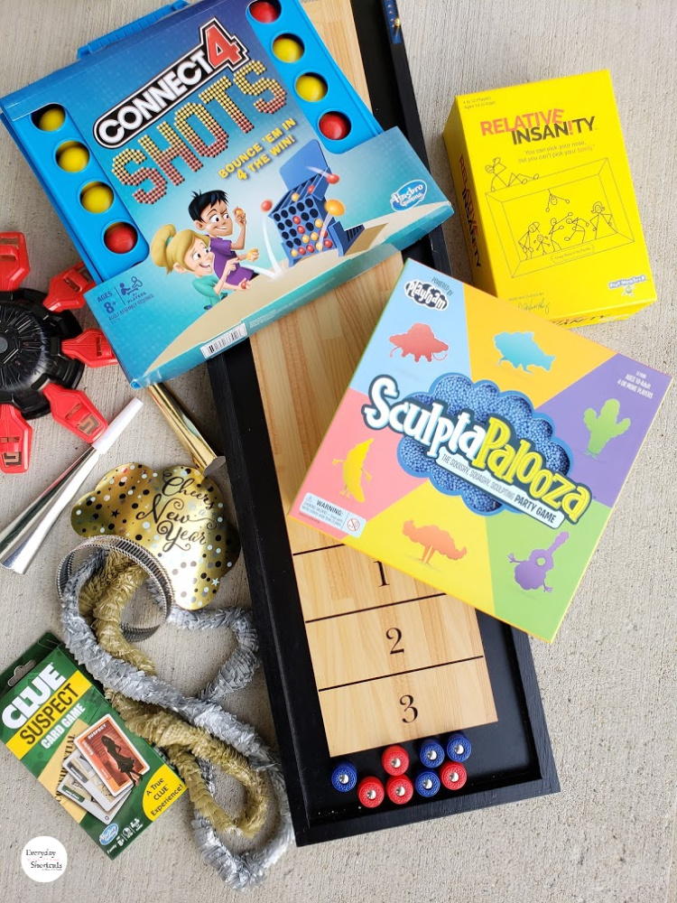 Best Games to Play on New Year's Eve