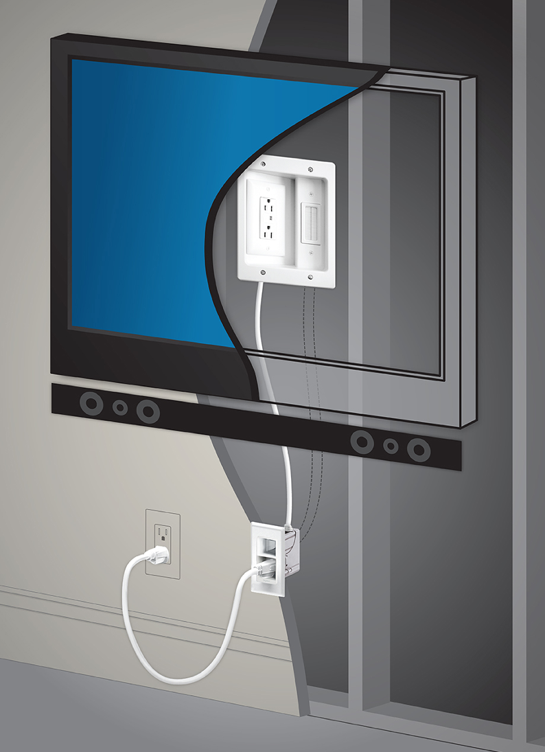 Cords Be Gone With The Legrand In