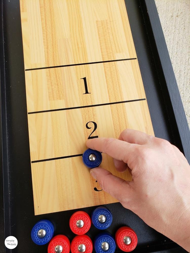 tabletopshuffleboard