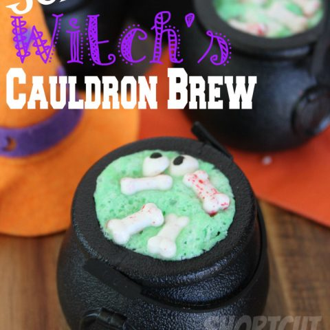 Jell-O Witch's Cauldron Brew