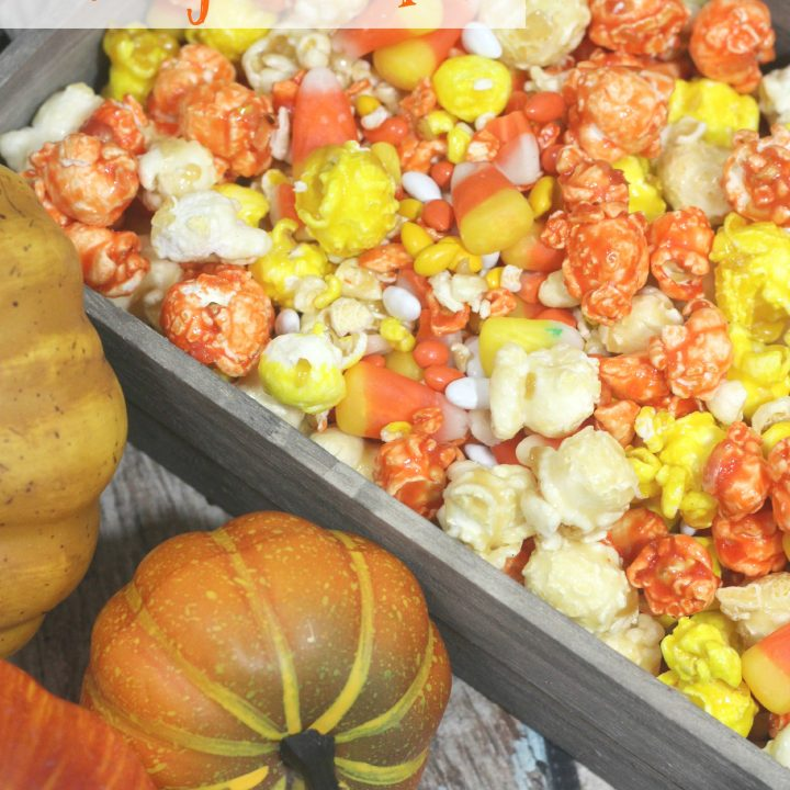 Fall Candy Corn Mix