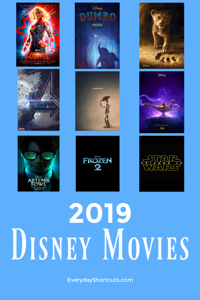 list-of-disney-movies-to-see-in-2019