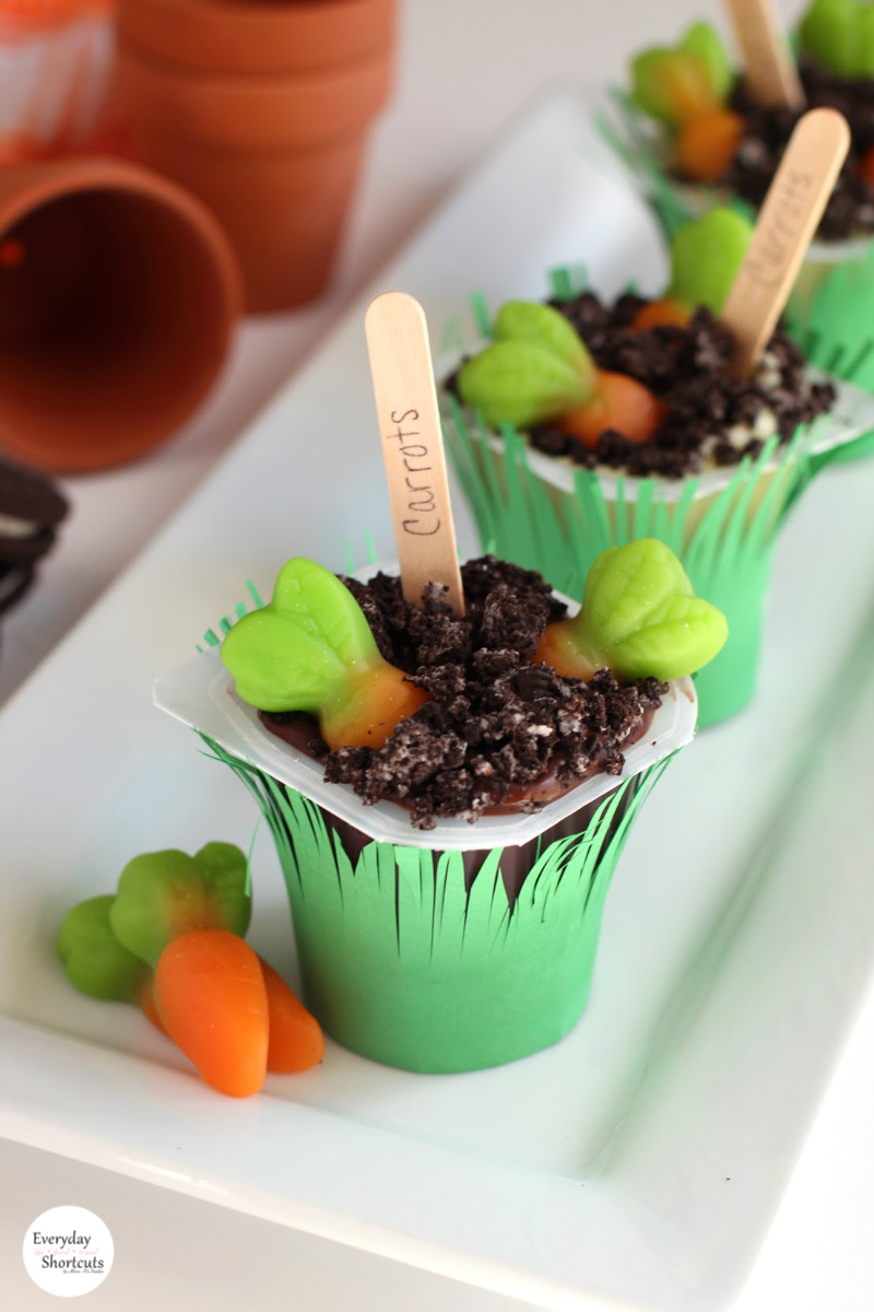 Carrot-Garden-Pudding-Cups-Kids-Easter-Dessert