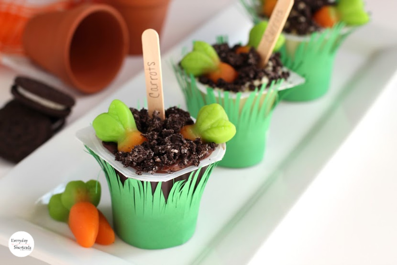CarrotGardenPuddingCups