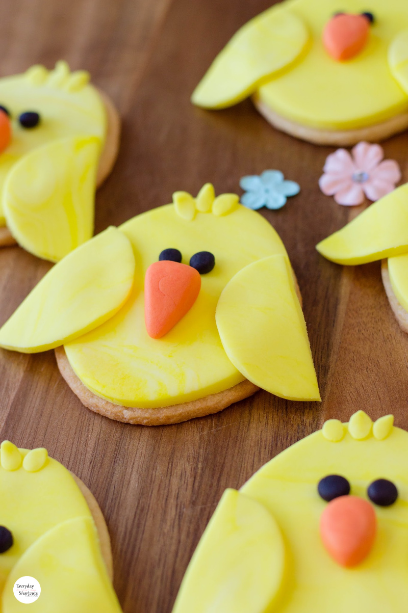 easter-chick-cookies