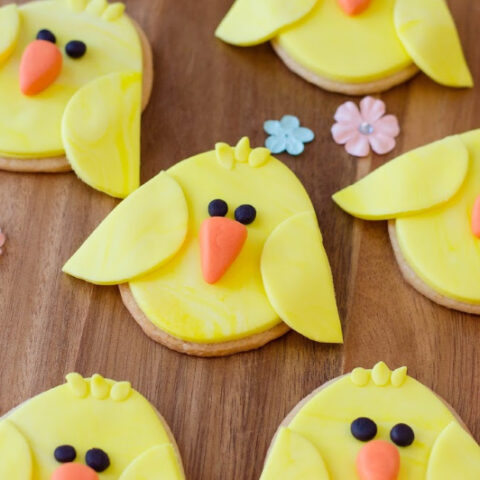 Chick Cookies