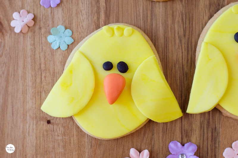 how-to-make-easter-chick-cookies