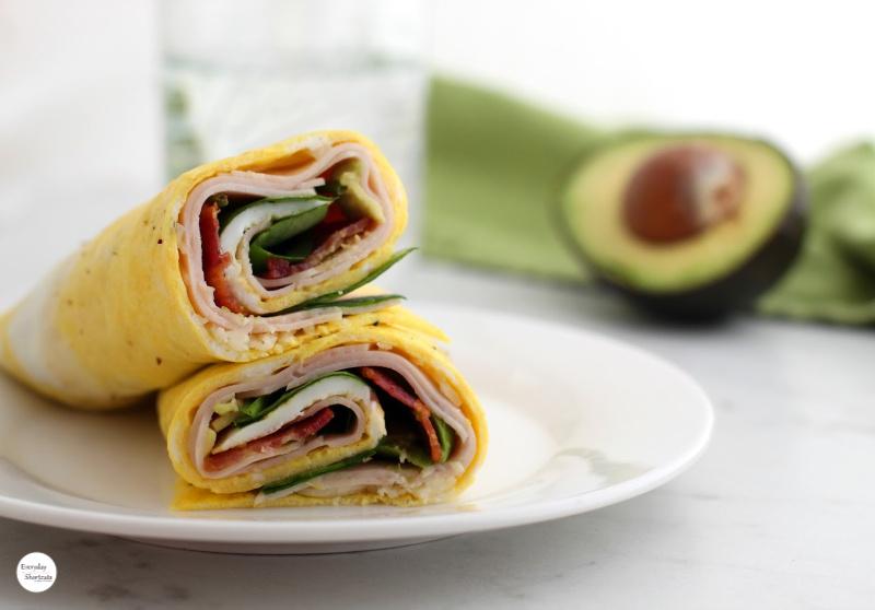 Low-Carb-Egg-Wrap