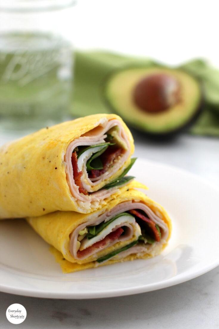 Low-Carb-Turkey-Club-Egg-Wrap-735x1103