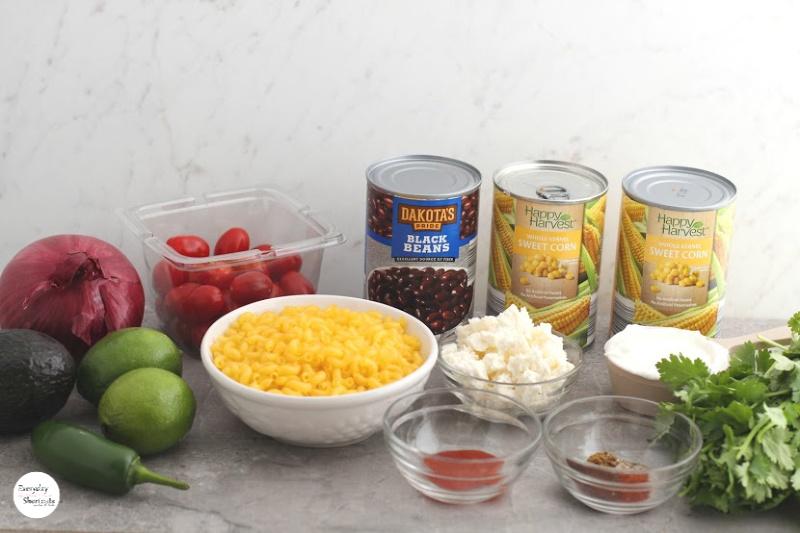 Mexican-Street-Corn-Salad-ingredients