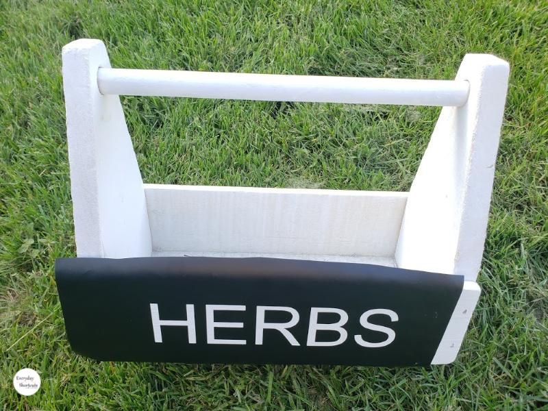 herbs-stencil