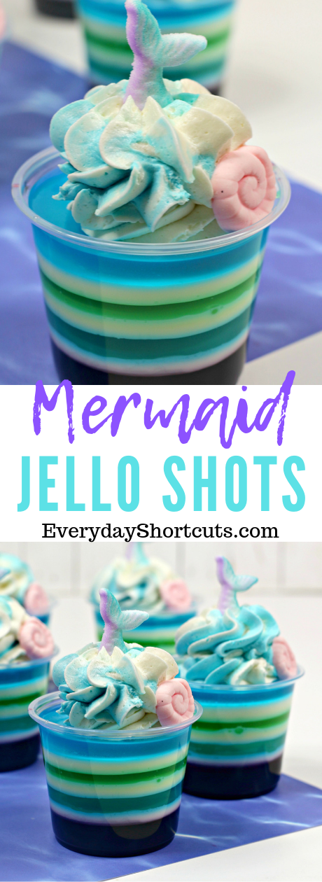Mermaid-Jello-Shots