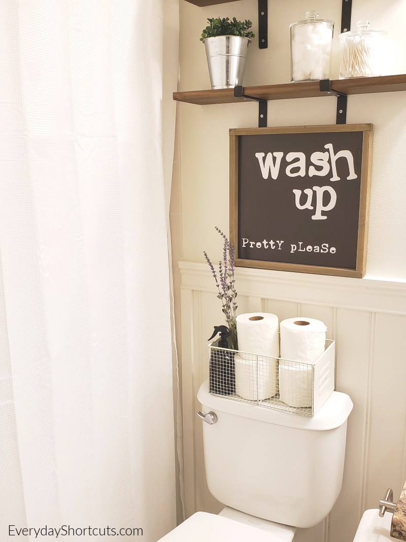 tips to get your bathroom guest ready