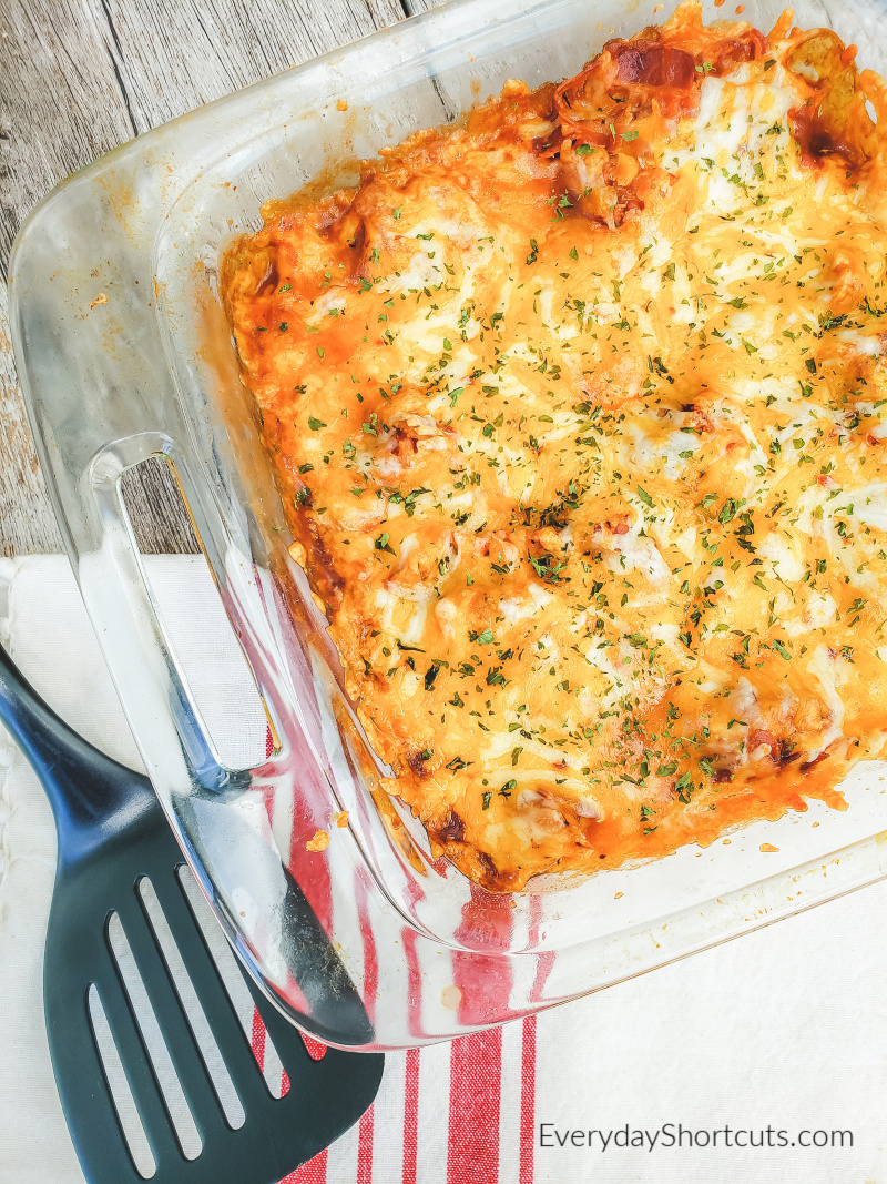 keto-bbq-chicken-and-cheese-casserole