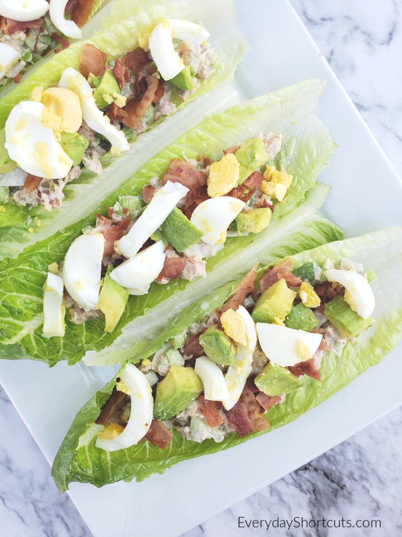 lettuce-boats