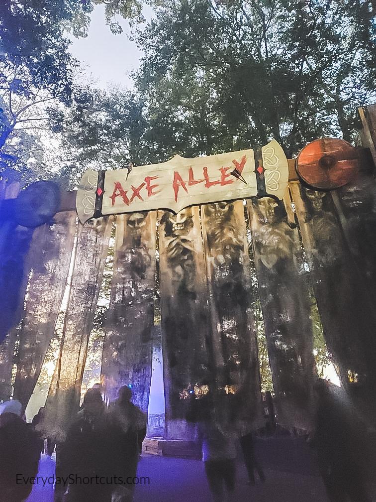 Axe-Alley
