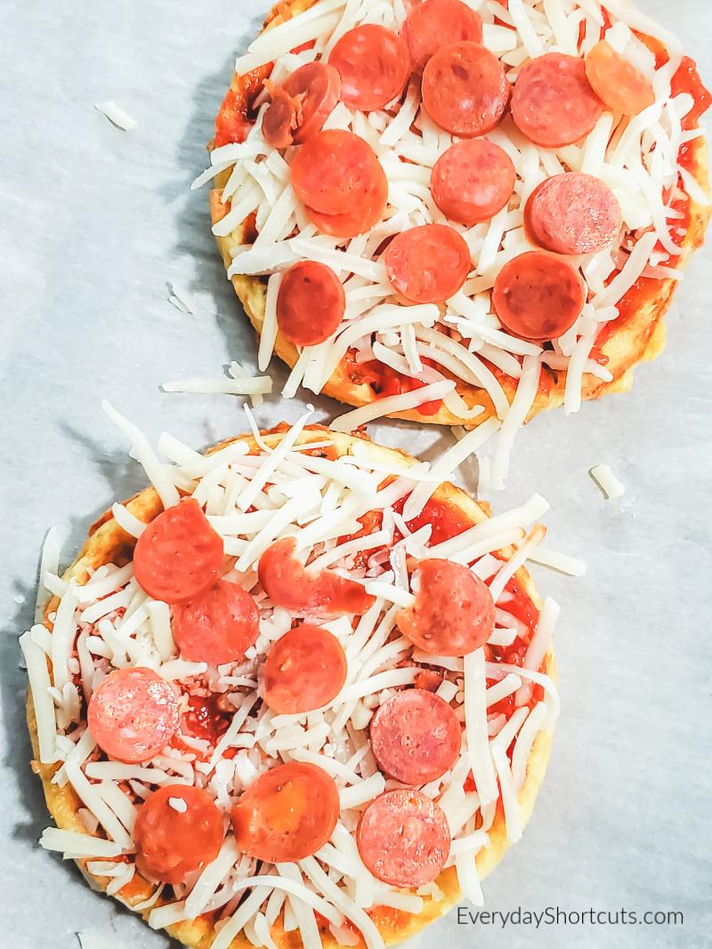 pepperoni-on-chaffles