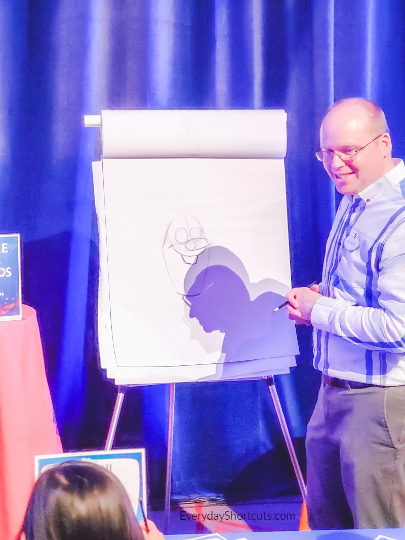 Learn-to-Draw-Olaf