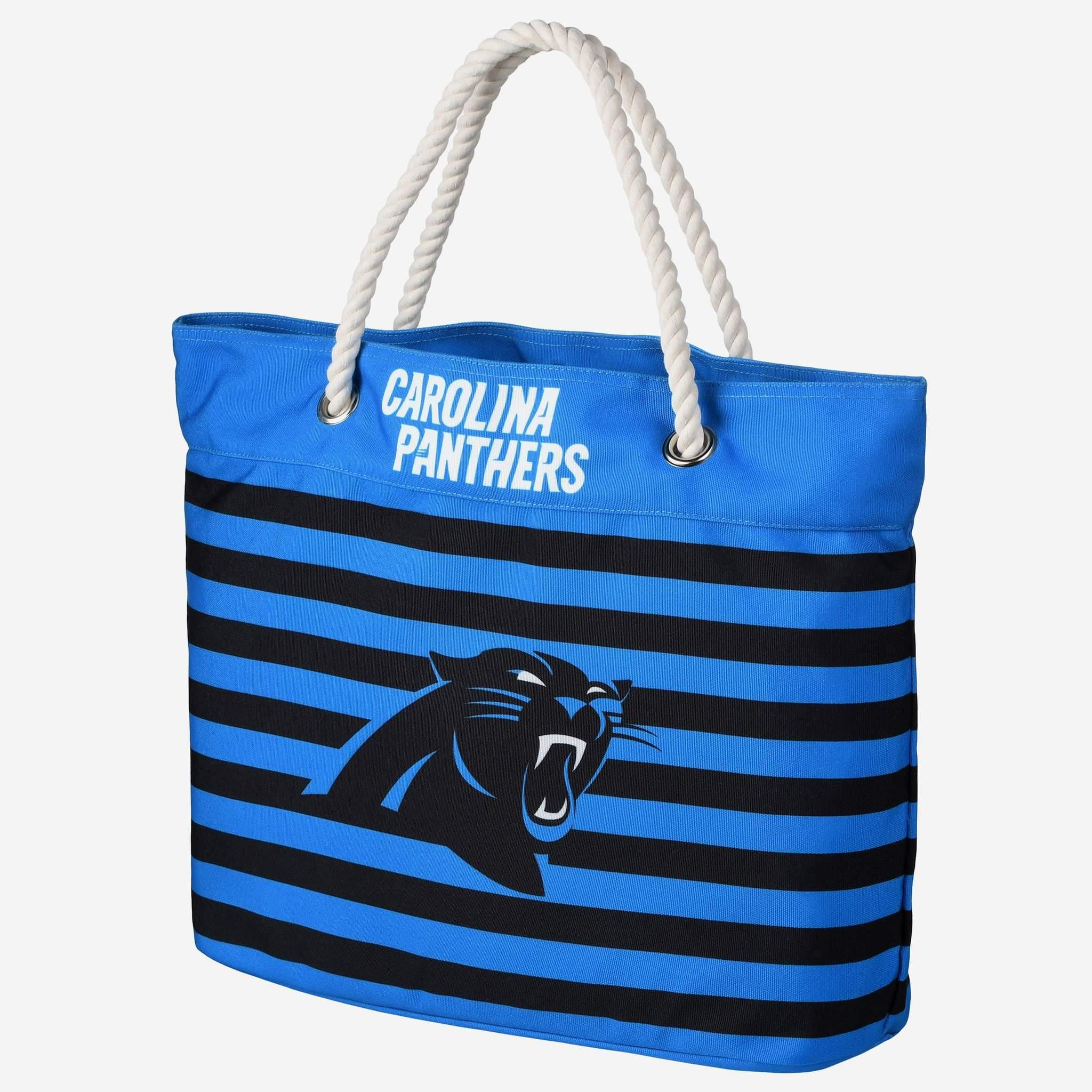 FOCO Carolina Panthers Tote Bag Image