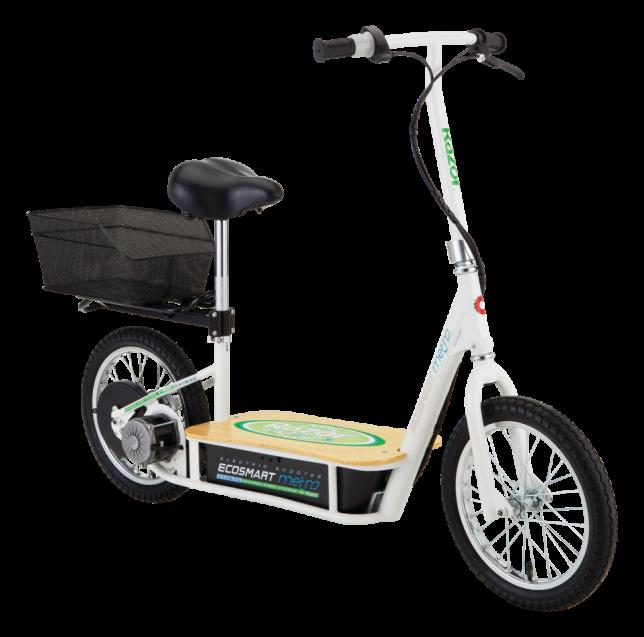EcoSmart Metro Electric Scooter Image