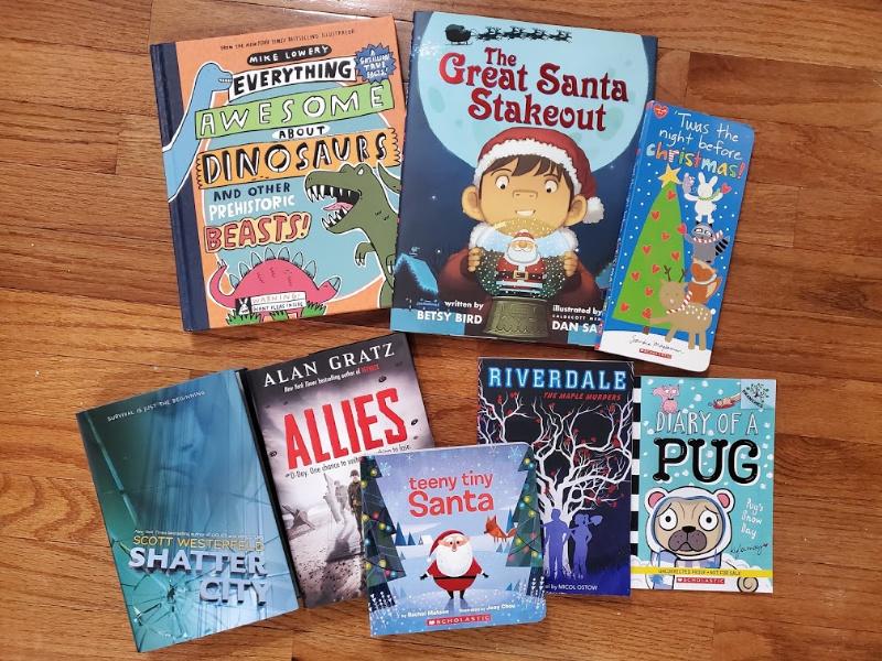 Scholastic Books Image