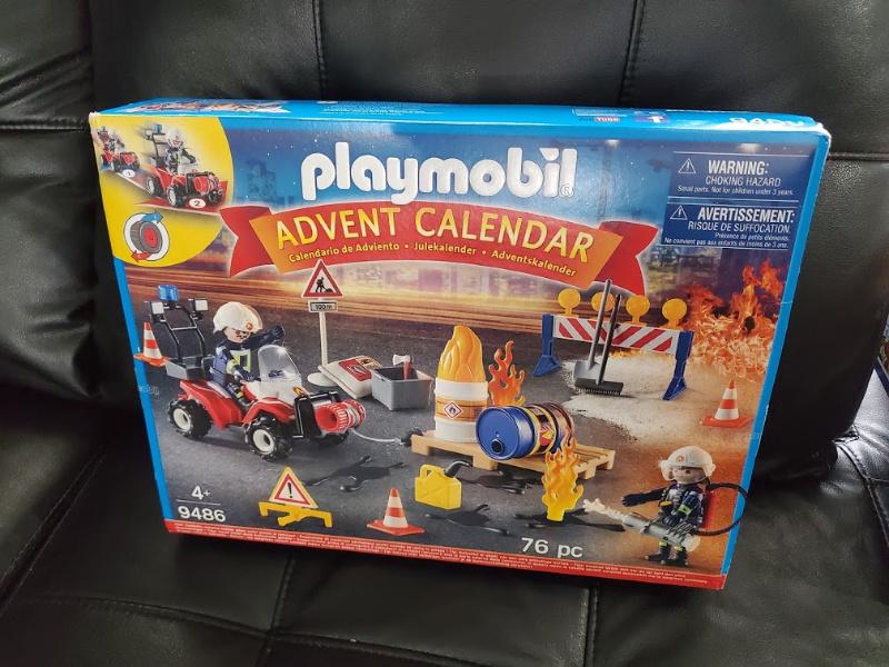 PLAYMOBIL Advent Calendar Image