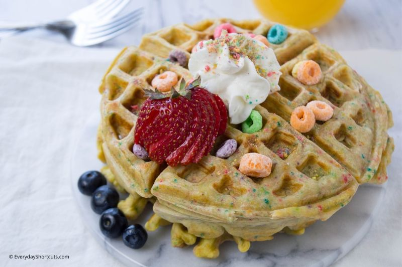 cereal-waffles