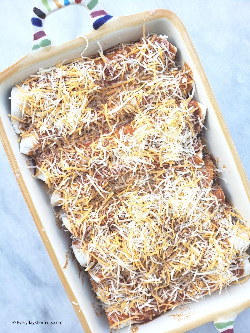 cheesy-chicken-enchiladas