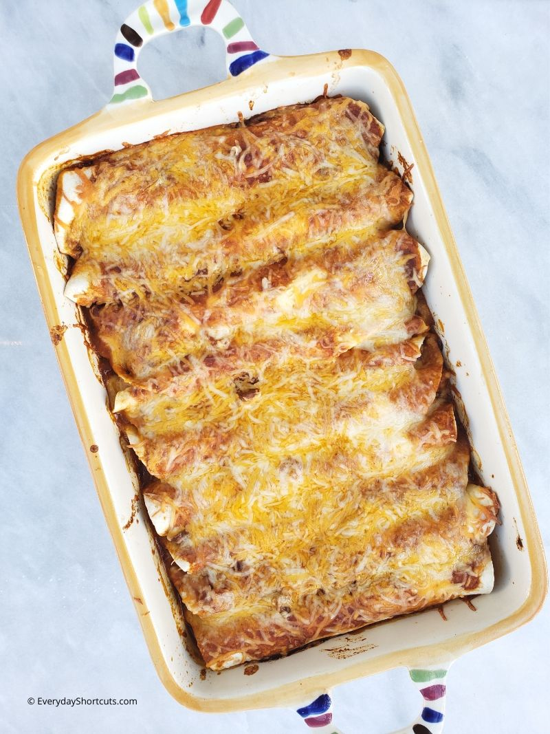 low-carb-chicken-enchiladas