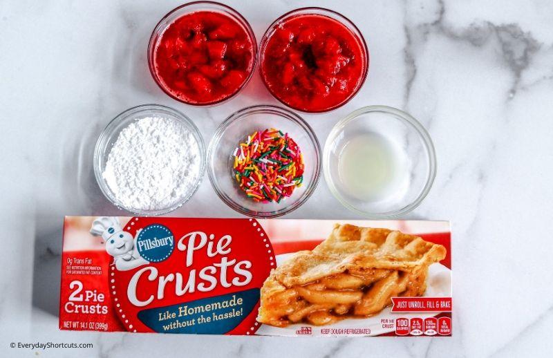 ingredients-for-air-fryer-pop-tarts