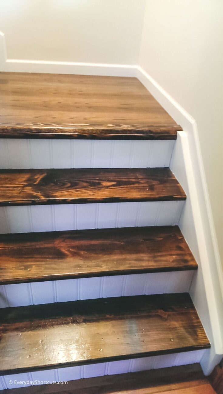 wood-stairs-makeover-735x1300