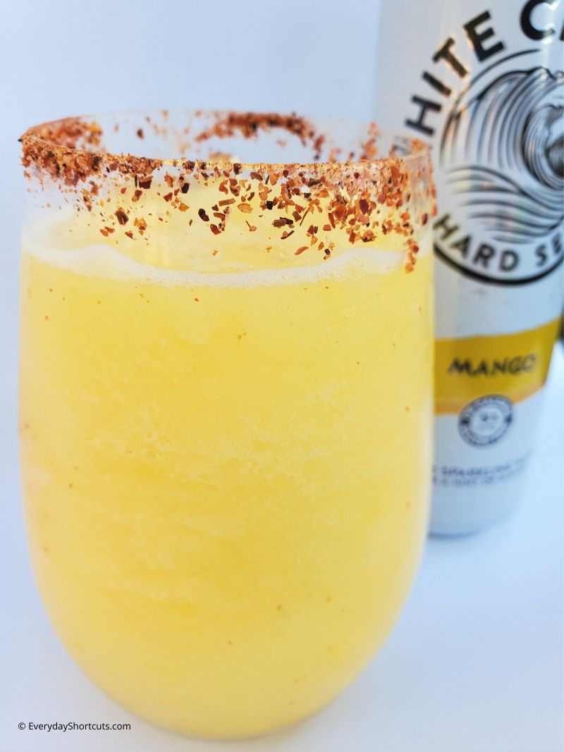white claw slushie recipe