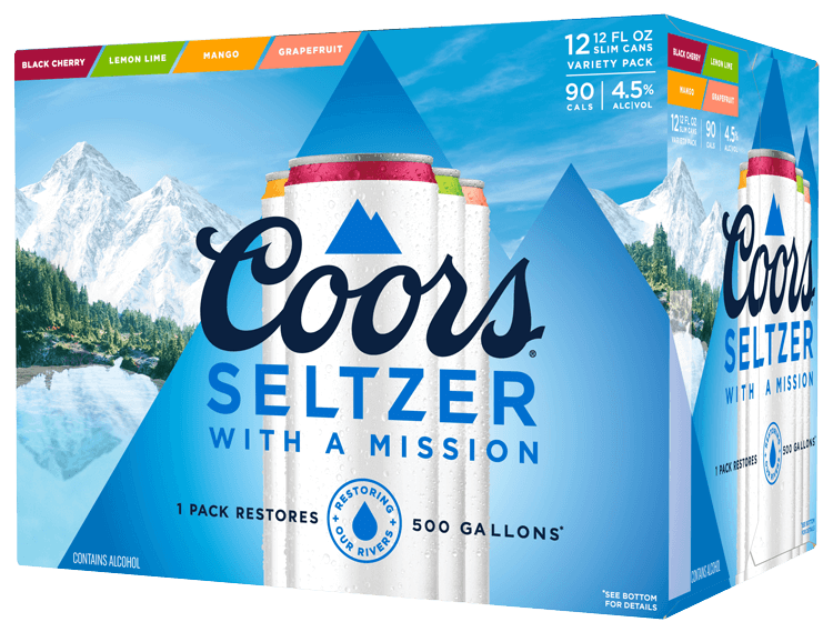 Coors Seltzer Image
