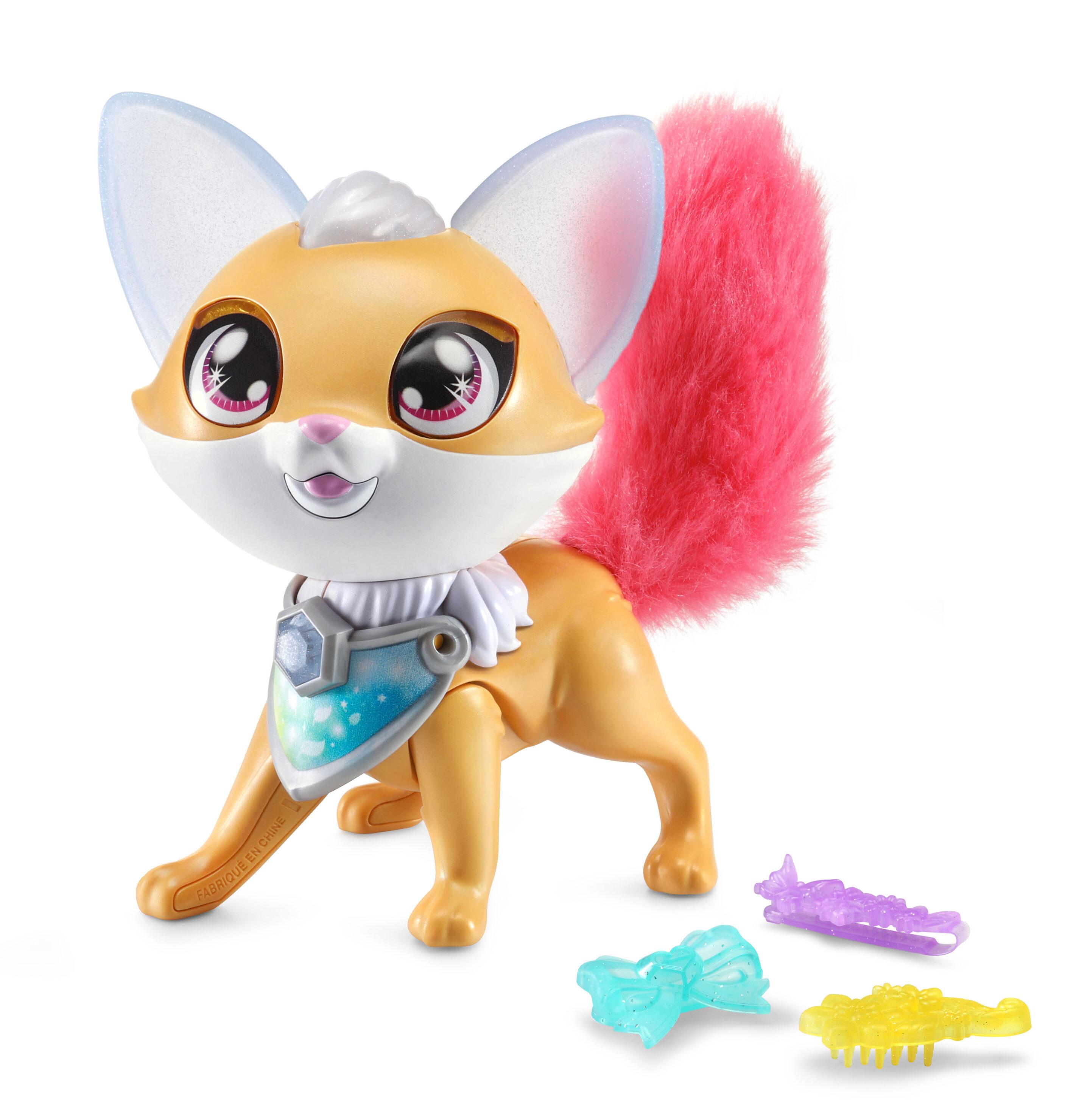 Sparkling Friends Finn the Fox Image