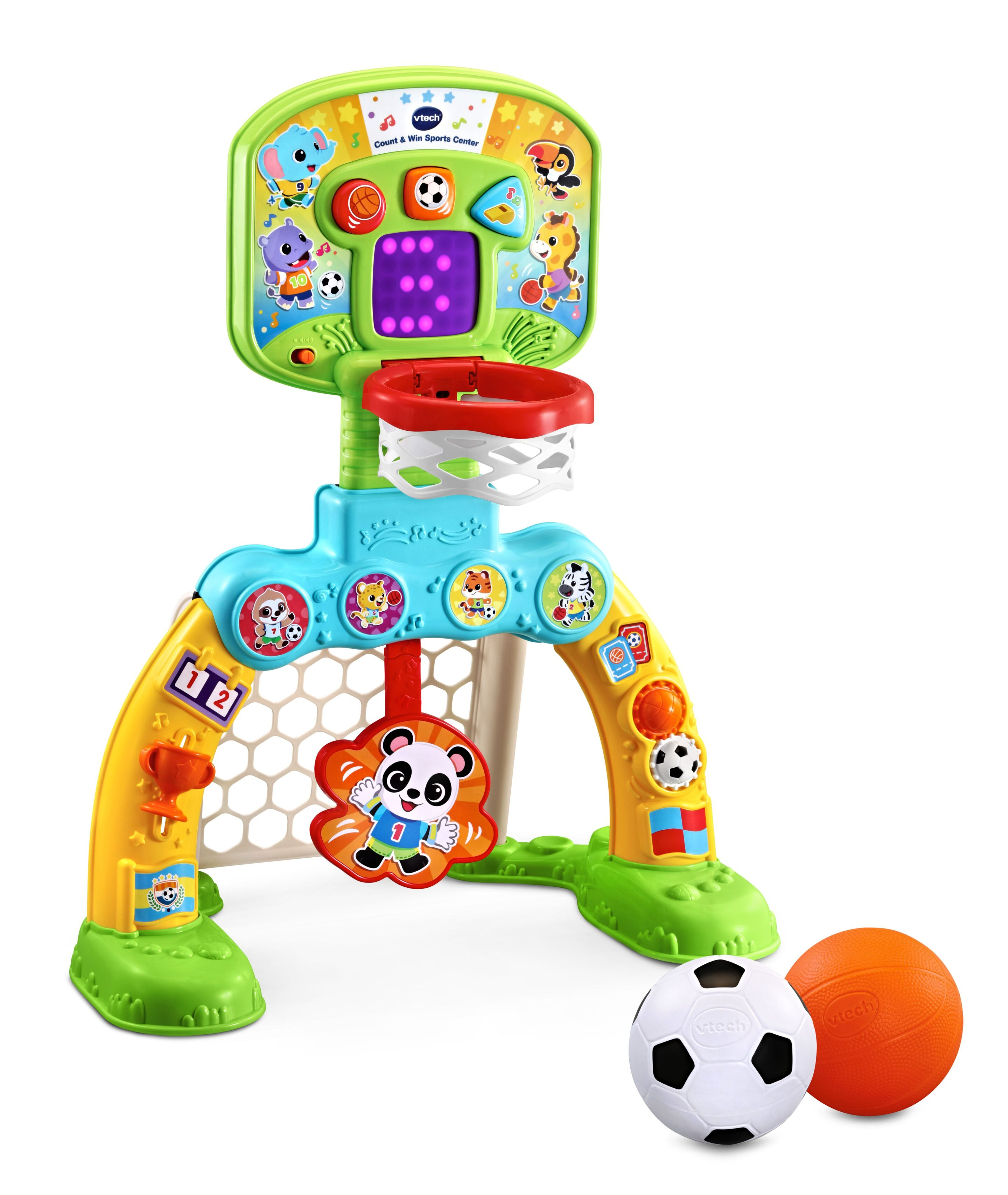 VTech Count & Win Sports Center Image