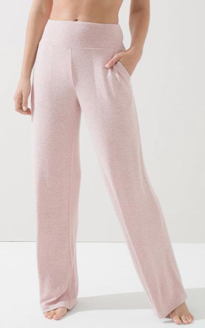 Soma Brushed Cozy Wide Leg Pants Image