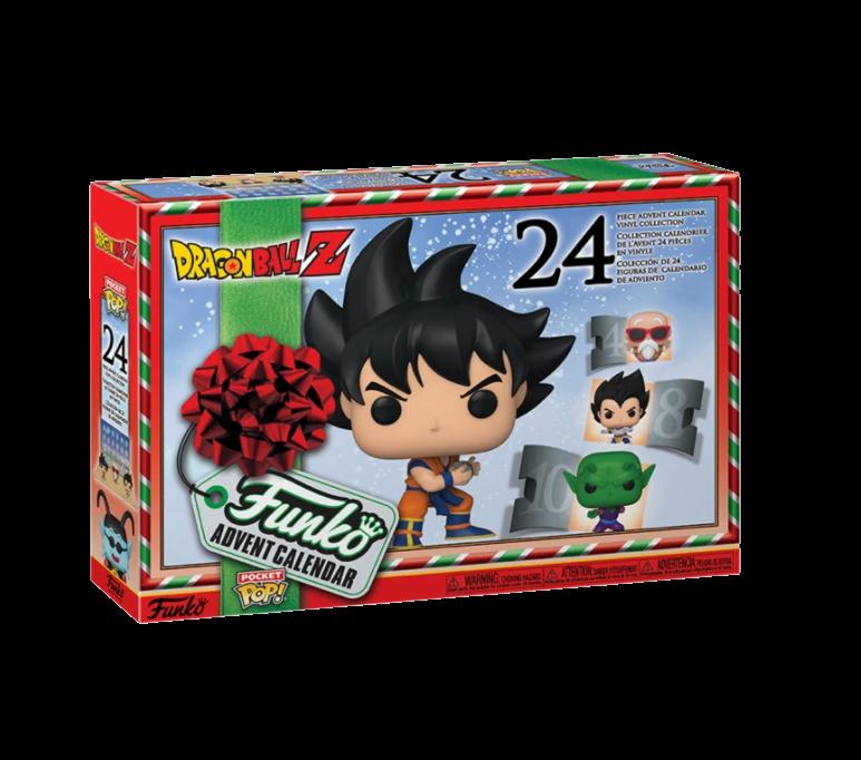 Dragon Ball Z Funko Advent Calendar Image