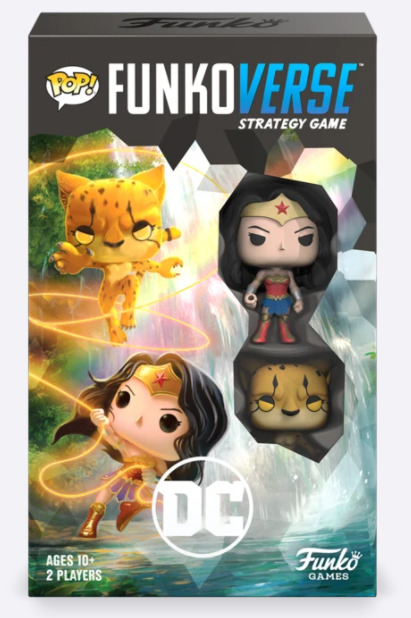 FUNKOVERSE: DC COMICS 102 2-PACK Image