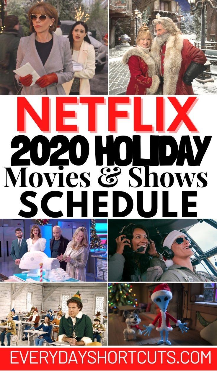 Netflix 2020 Holiday Movies
