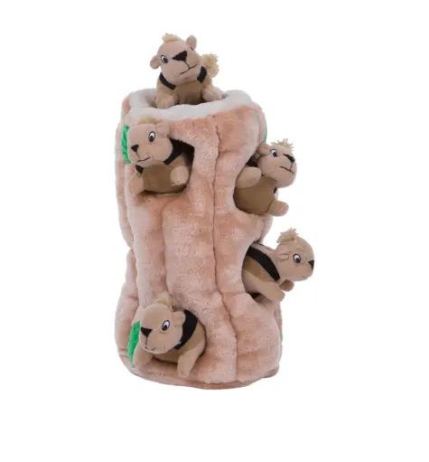 Petco Outward Hound Hide A Squirrel Plush Dog Toy Image