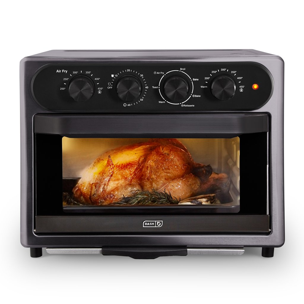 DASH Chef Series 23L Air Fryer Oven With Rotisserie Image