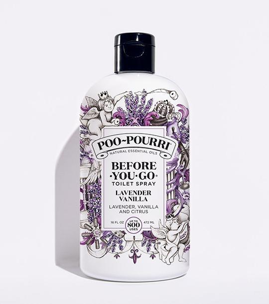 Poo-Pourri Lavender Vanilla Refill Image