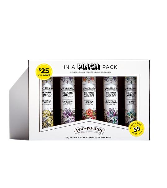 Poo-Pourri In A Pinch Pack Image