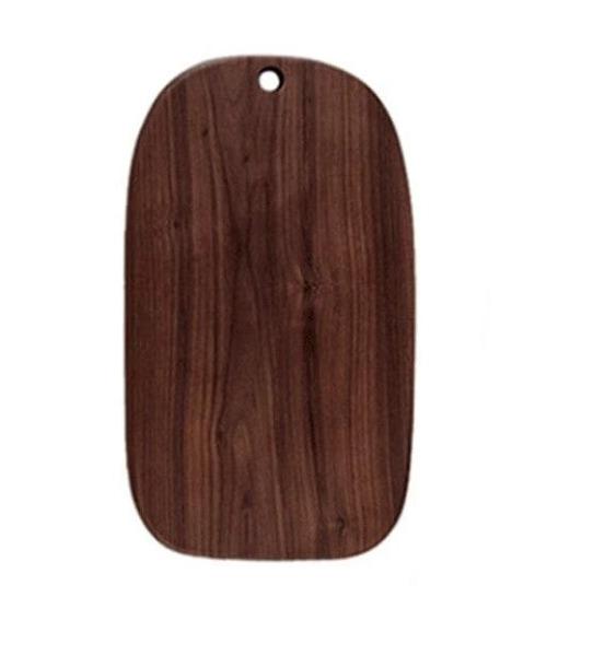 Letifly Natural Black Walnut Cutting Board Image