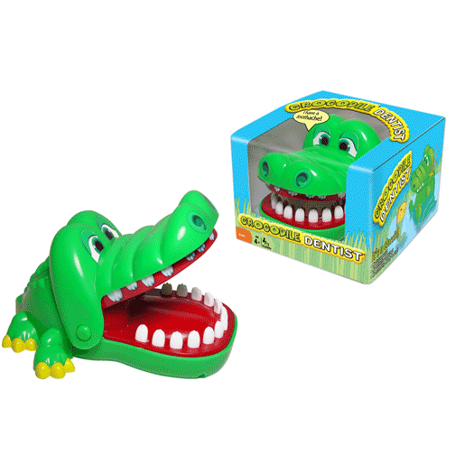 Crocodile Dentist Image