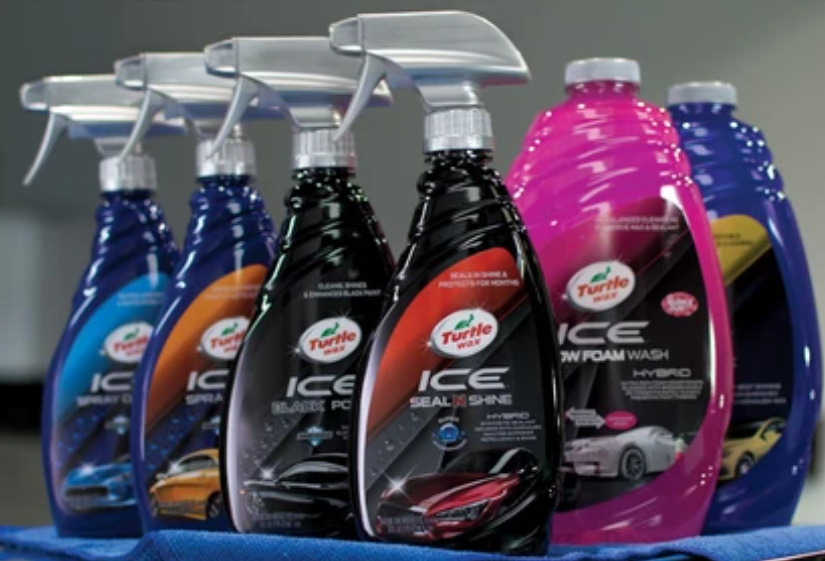 Turtle Wax ICE Car Wax & Detailing Products Image