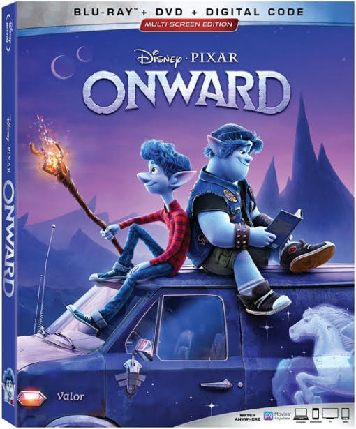 Onward Blu-ray Image